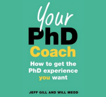Your PhD coach bookcover